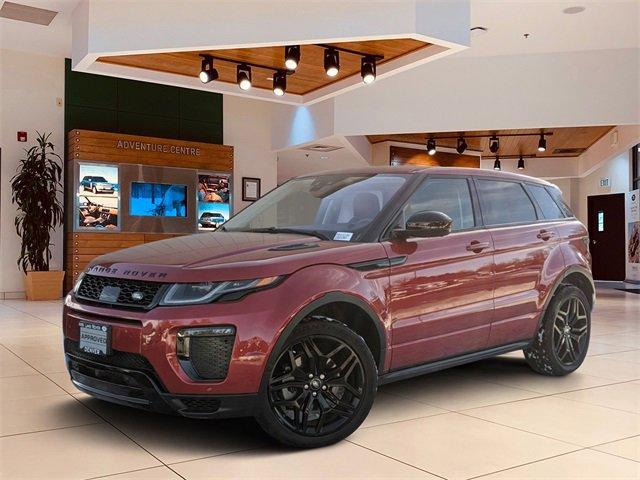 2016 Land Rover Range Rover Evoque HSE Dynamic 4-Door image