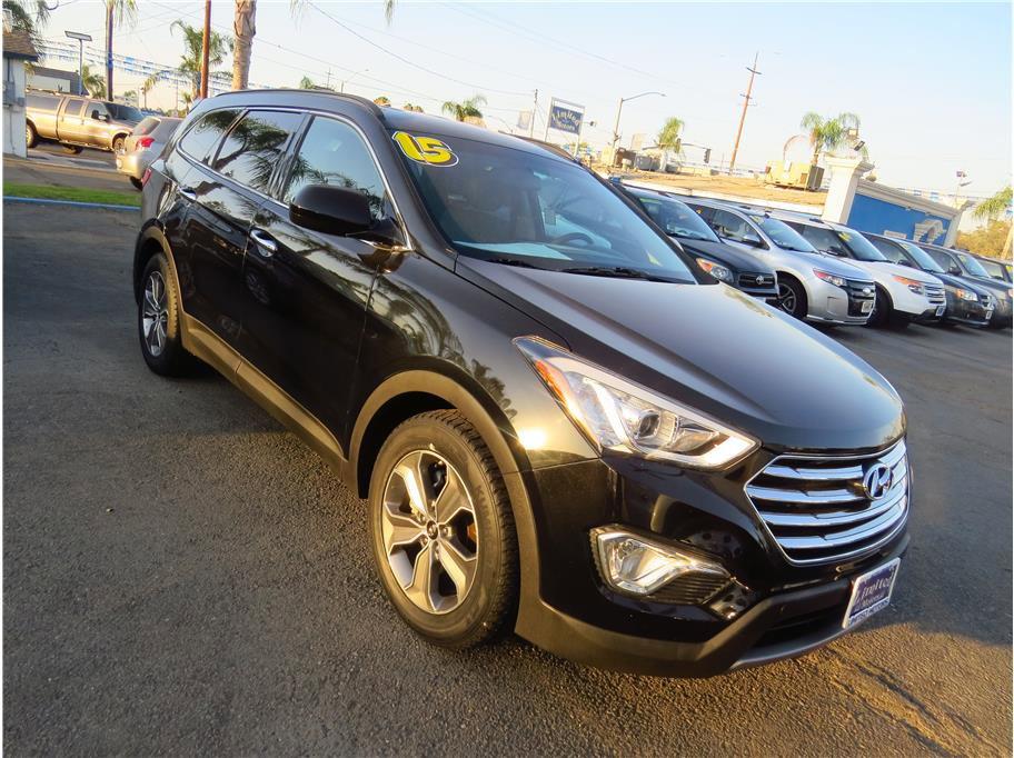 2015 Hyundai Santa Fe AWD GLS image