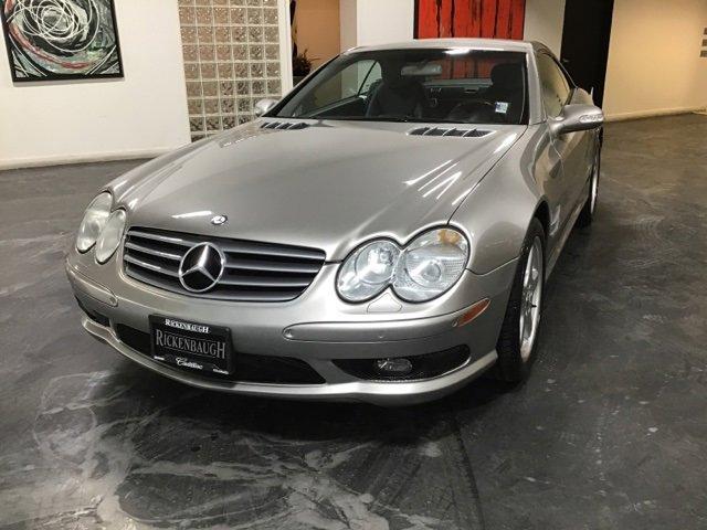 2003 Mercedes-Benz SL 500  image
