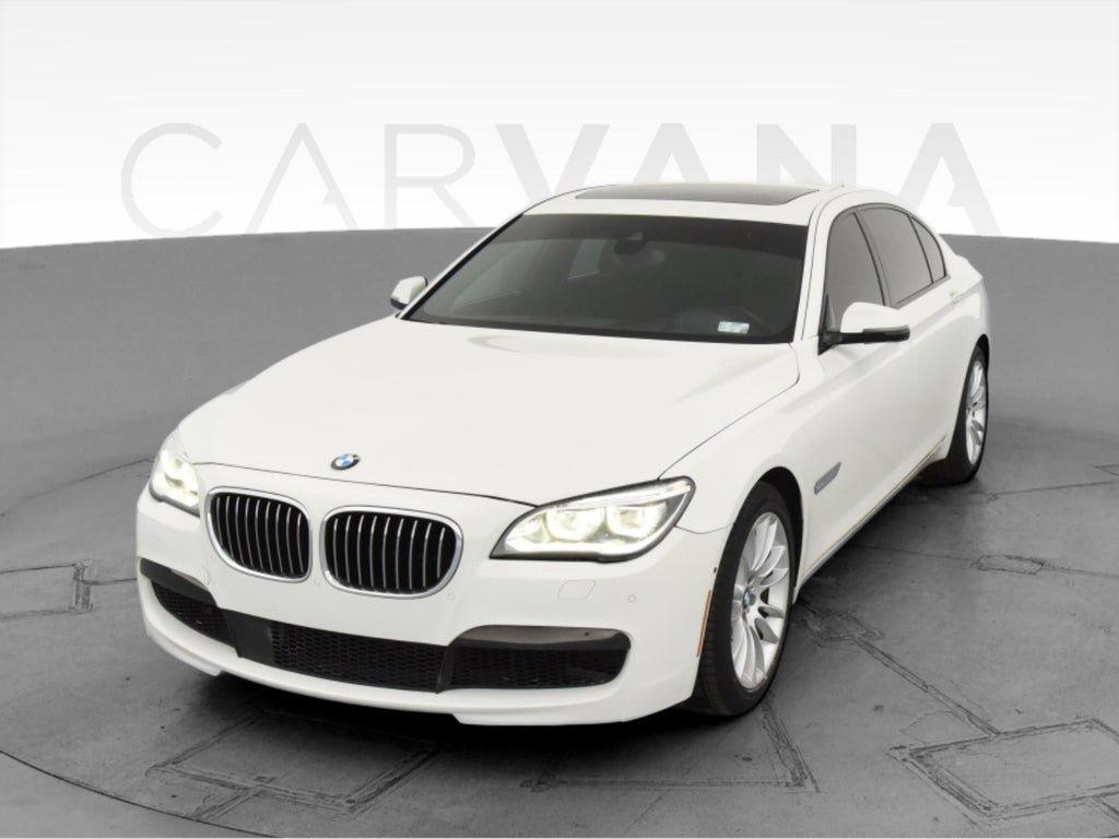 2015 BMW 750Li  image