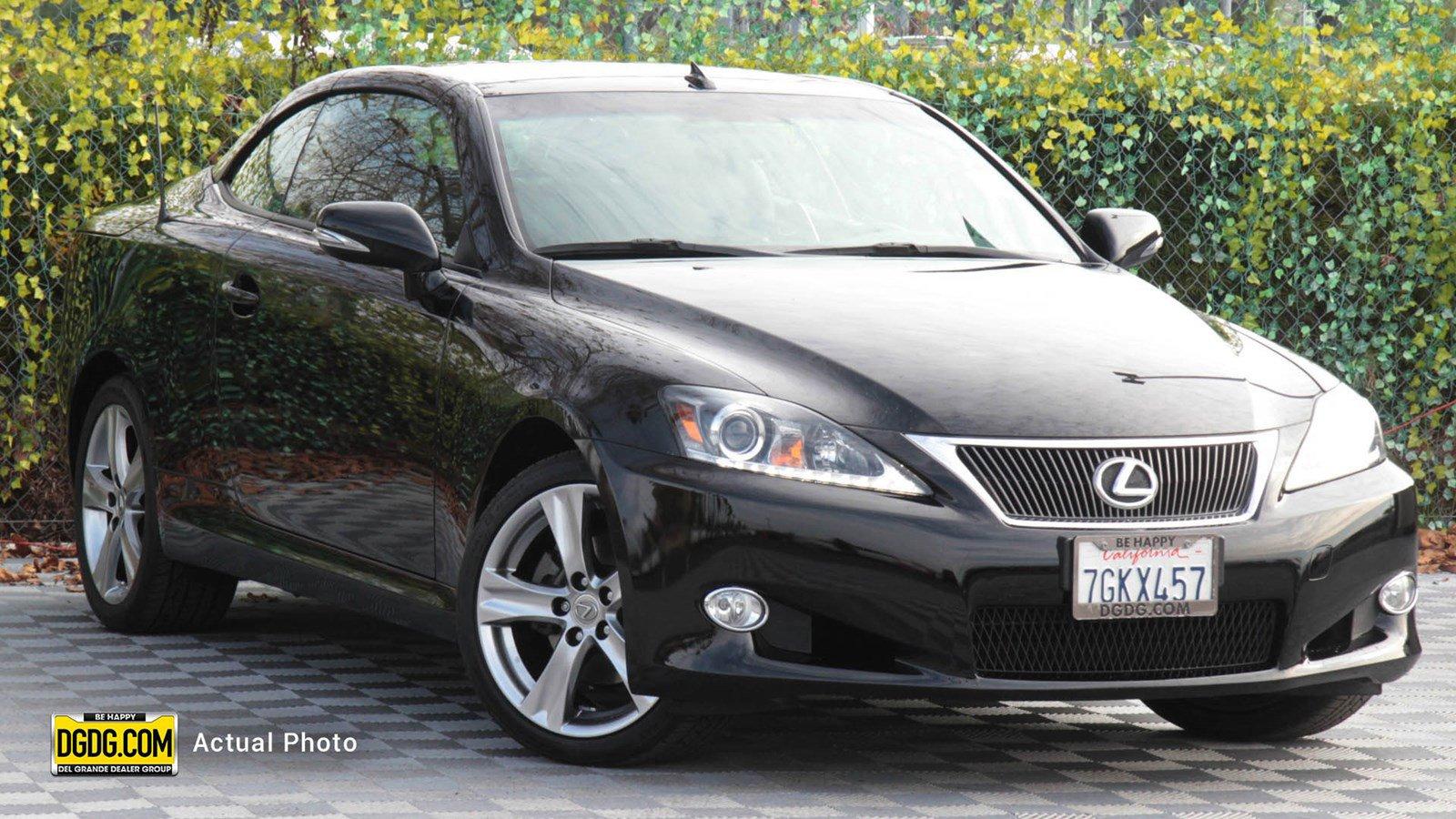 2014 Lexus IS 250C  image