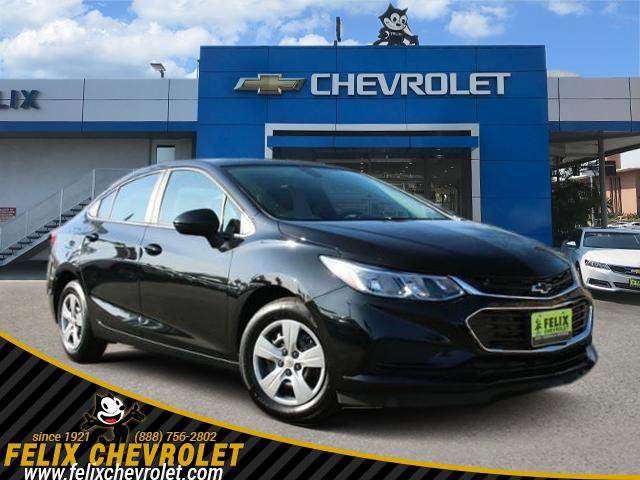 2018 Chevrolet Cruze LS Sedan image