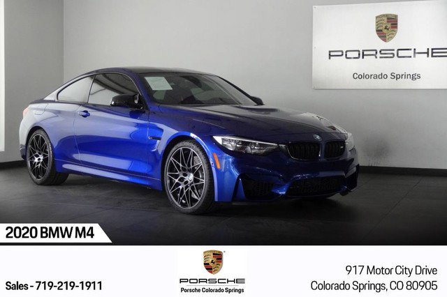 2020 BMW M4 Coupe w/ Competition Package image