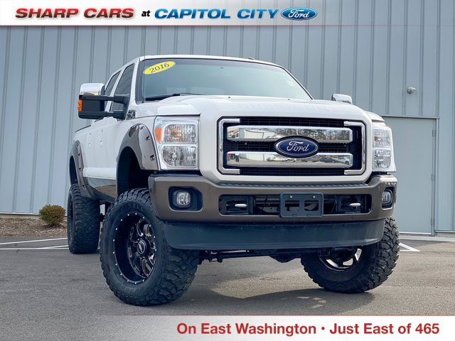 2016 Ford F250 Crew Cab King Ranch image