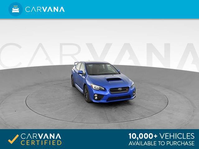 2016 Subaru WRX STI image