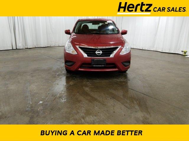 Nissan Versa Under 500 Dollars Down