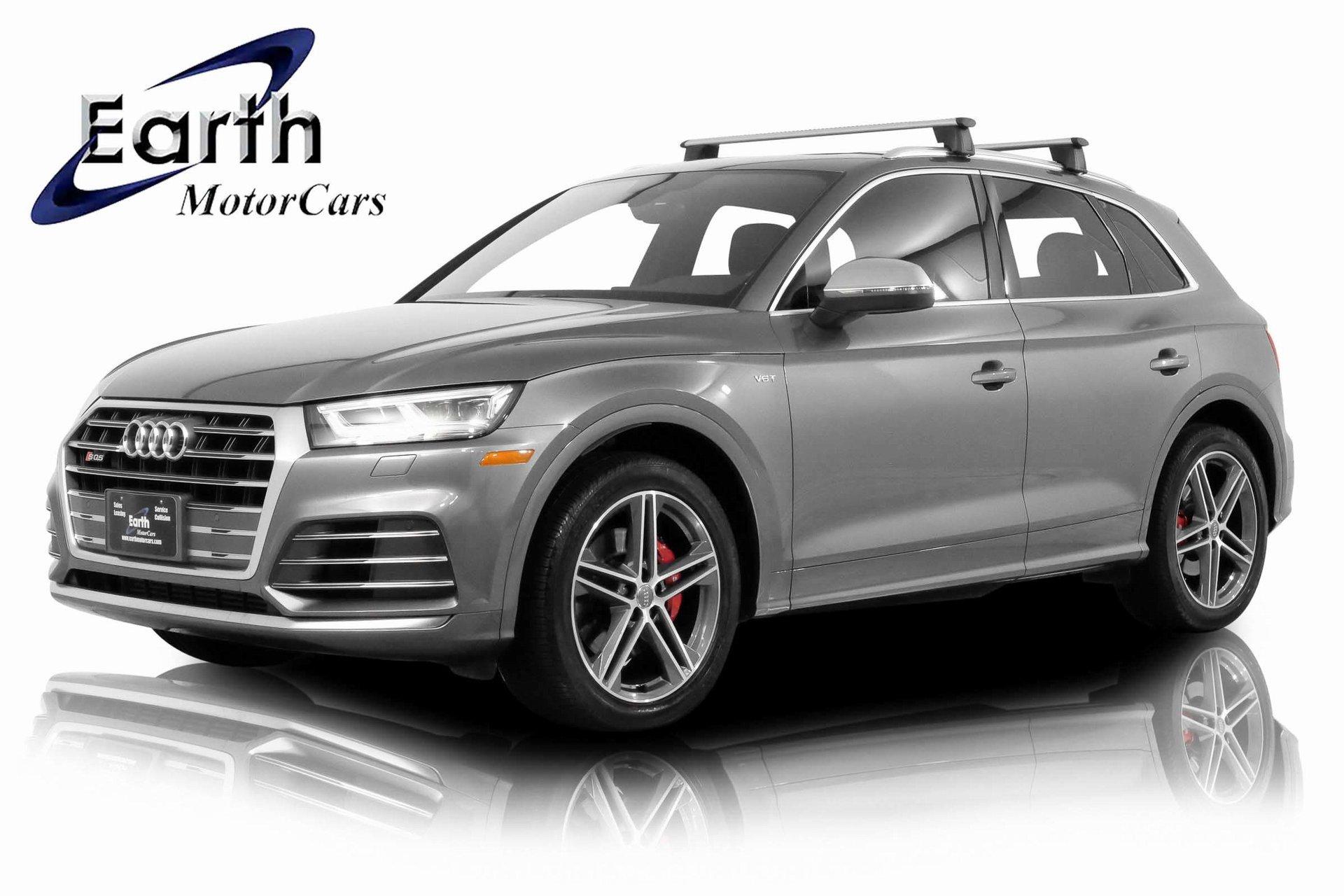 2018 Audi SQ5 Premium Plus image