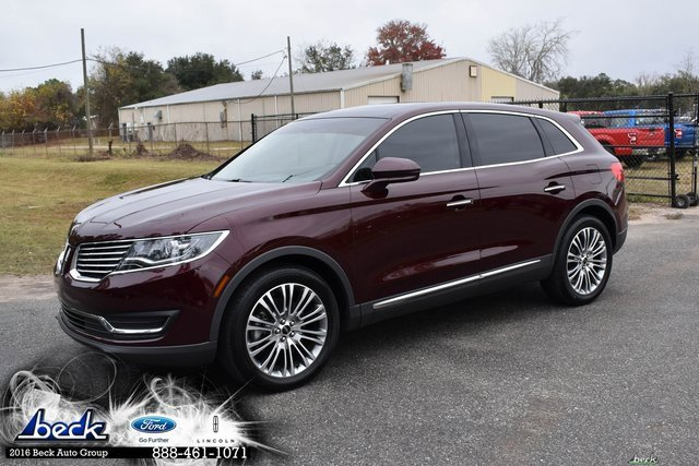 2017 Lincoln MKX FWD Reserve image