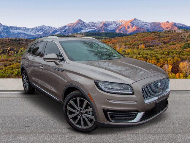2019 Lincoln Nautilus AWD Select image