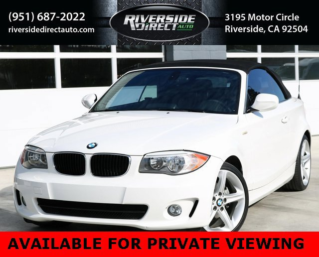 2013 BMW 128i Convertible image