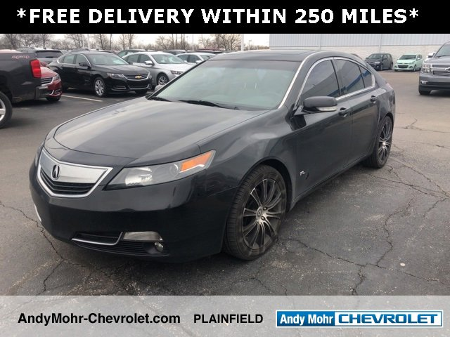 2013 Acura TL w/ Technology Package image
