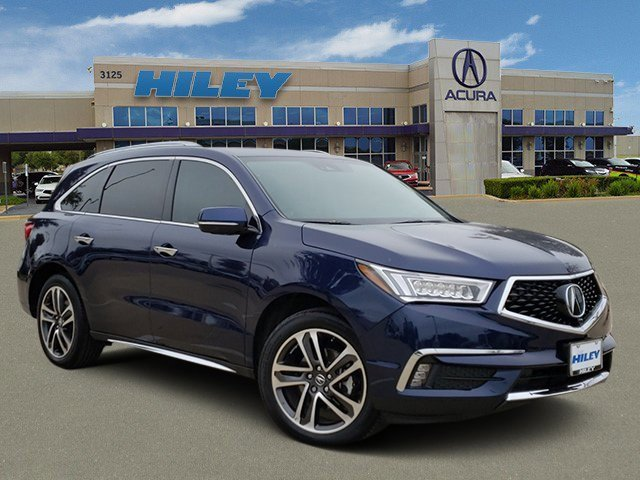 2017 Acura MDX SH-AWD w/ Advance Package image