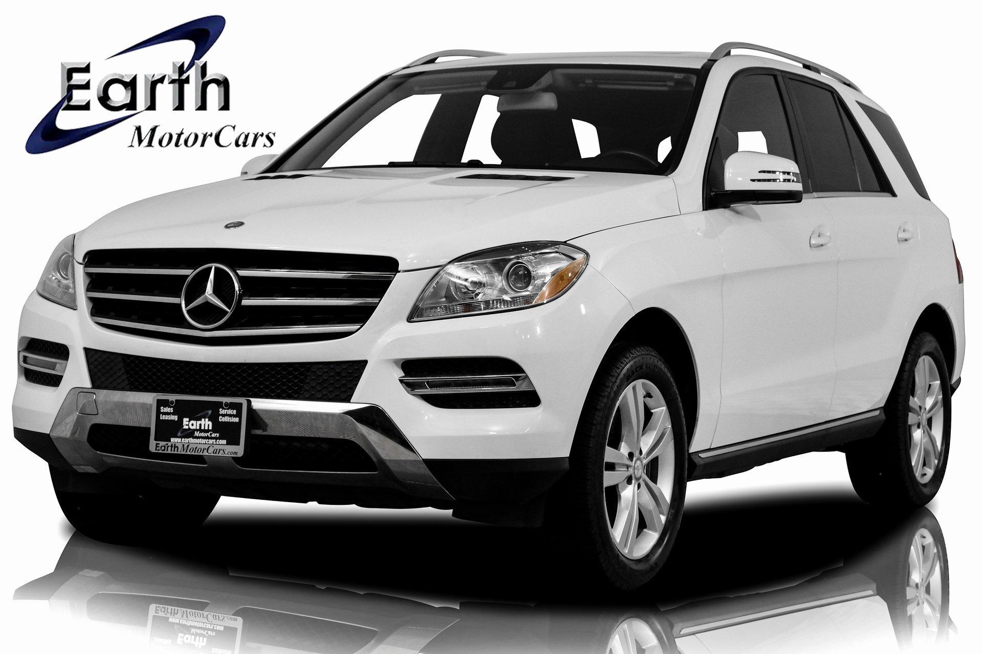 Mercedes-Benz ML 350 Under 500 Dollars Down