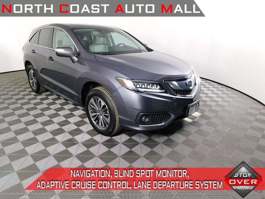 2017 Acura RDX AWD w/ Advance Package image