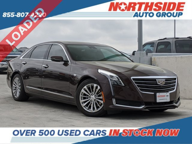 2018 Cadillac CT6 Premium Luxury Plug-In Hybrid image