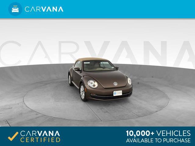 2014 Volkswagen Beetle TDI Convertible image
