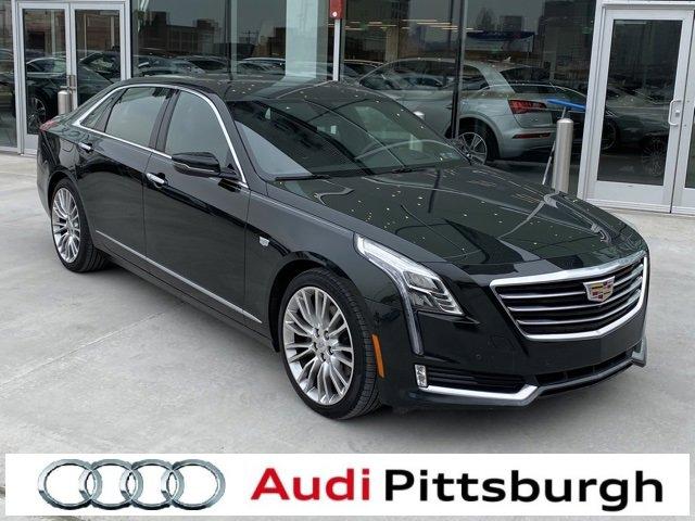 2016 Cadillac CT6 3.0T Premium Luxury AWD image
