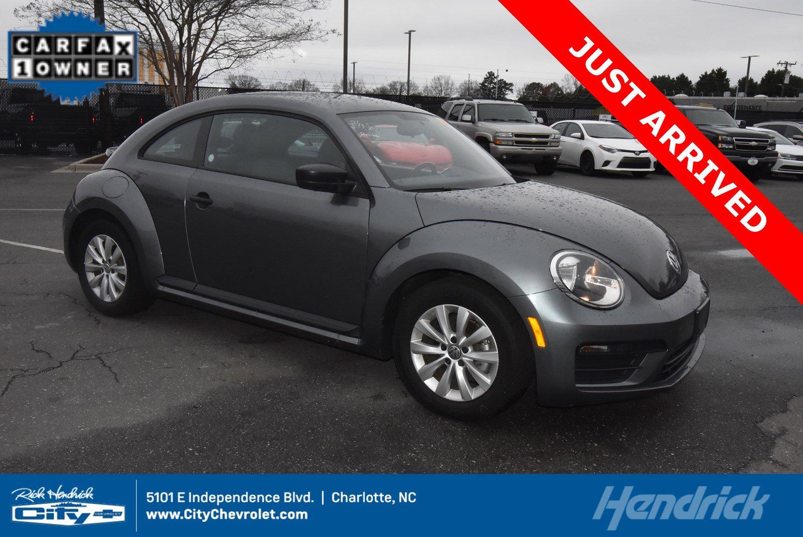 2018 Volkswagen Beetle S image