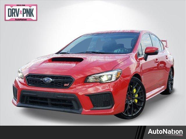 2018 Subaru WRX STI image