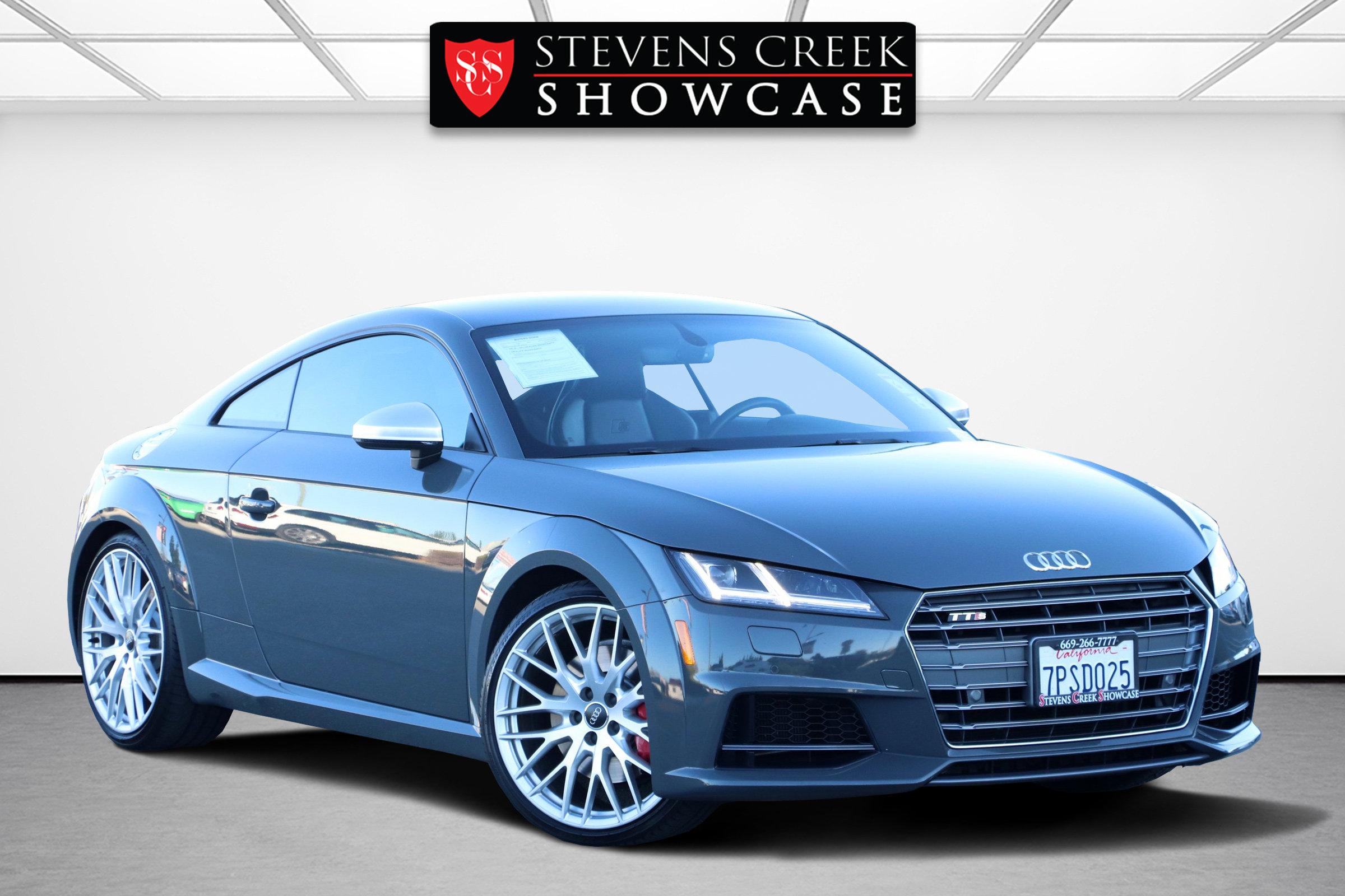 2016 Audi TTS 2.0T Coupe image