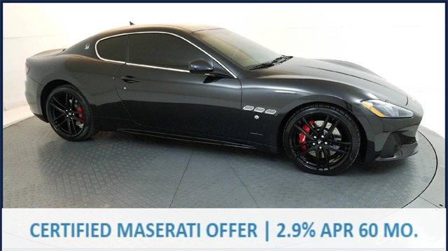 2018 Maserati GranTurismo Sport image