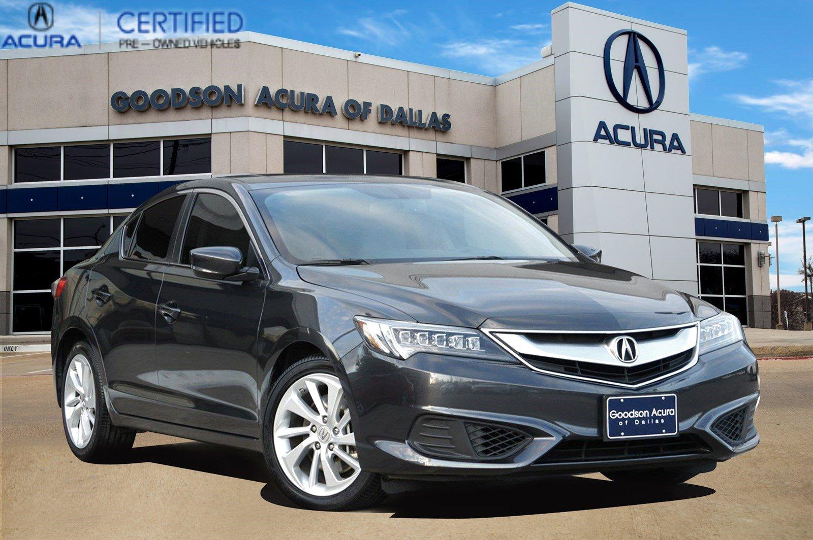 2016 Acura ILX  image