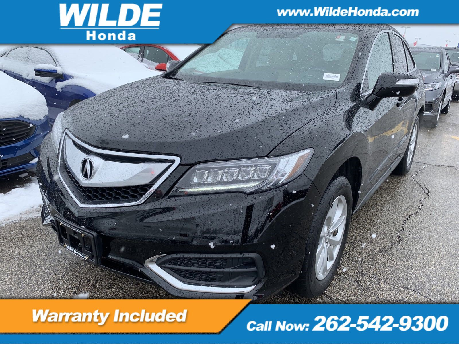 2017 Acura RDX AWD w/ Technology Package image