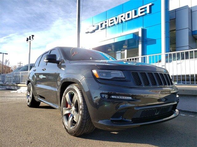 2015 Jeep Grand Cherokee 4WD SRT image