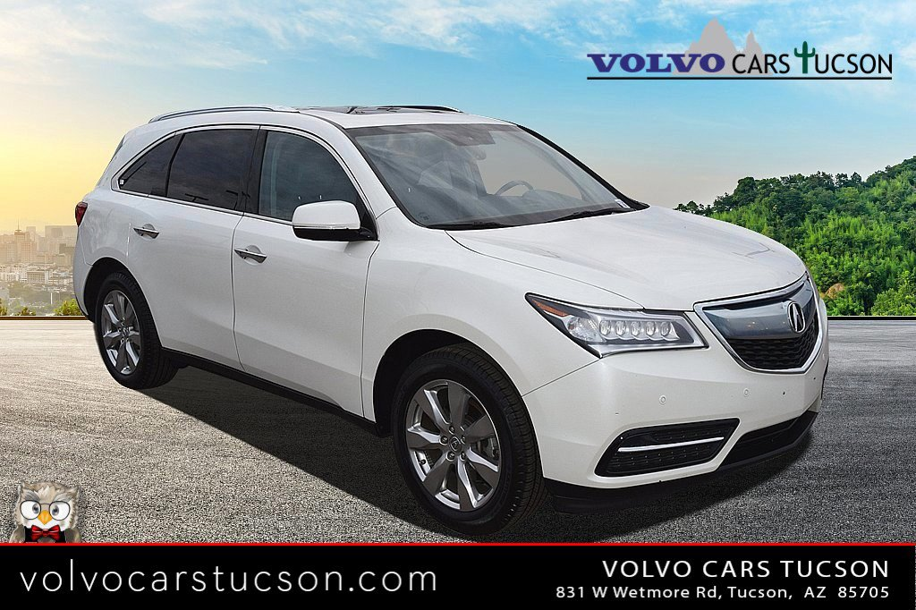 2014 Acura MDX SH-AWD w/ Advance Package image