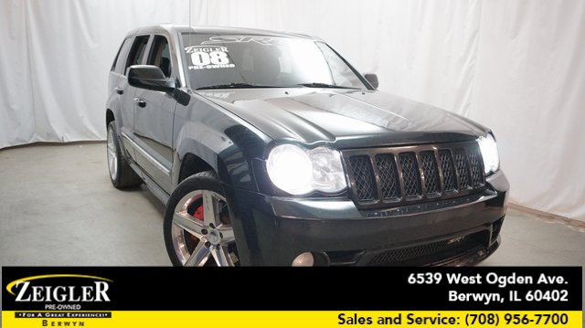 2008 Jeep Grand Cherokee 4WD SRT8 image