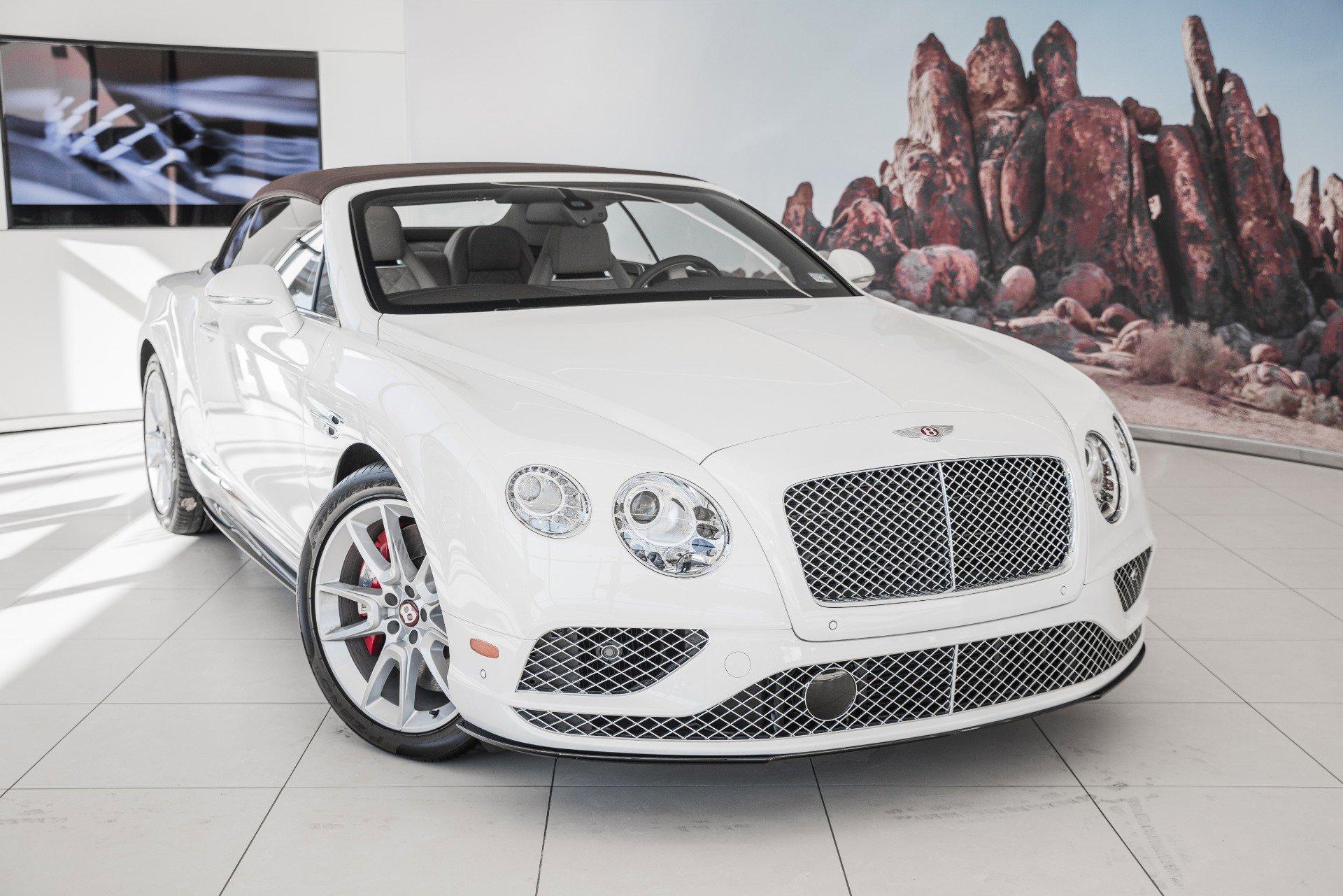 2017 Bentley Continental GT V8 S Convertible image