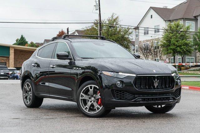 2017 Maserati Levante S image