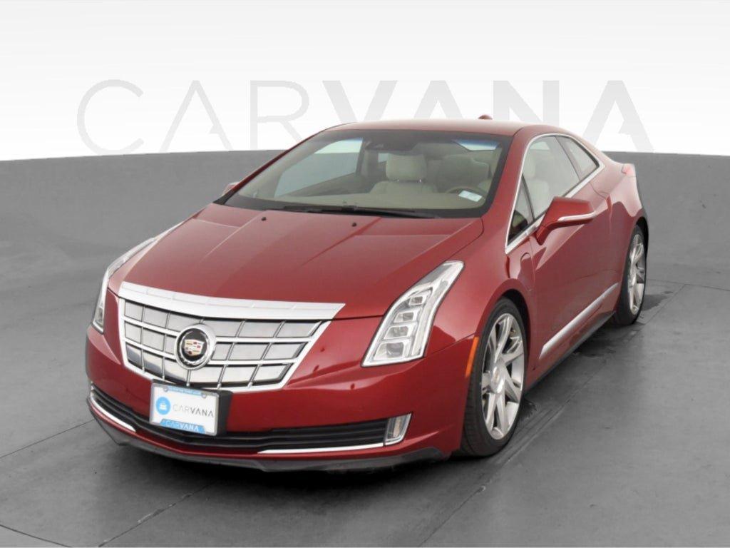 2014 Cadillac ELR  image