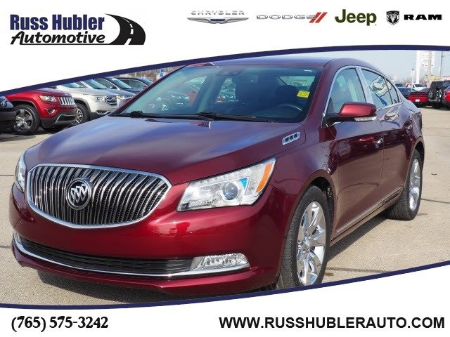 2015 Buick LaCrosse Leather image