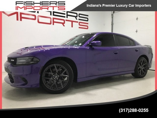 2018 Dodge Charger R/T image