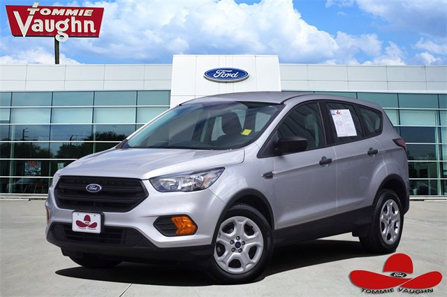 2018 Ford Escape FWD S image