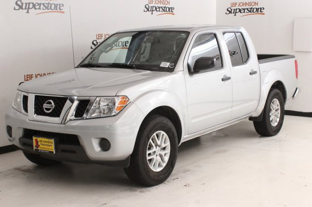2019 Nissan Frontier SV image