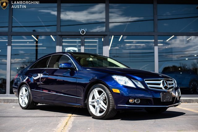 2011 Mercedes-Benz E 350 Coupe image