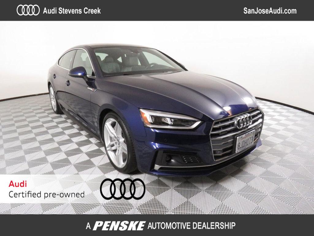 2019 Audi A5 2.0T Prestige Sportback image
