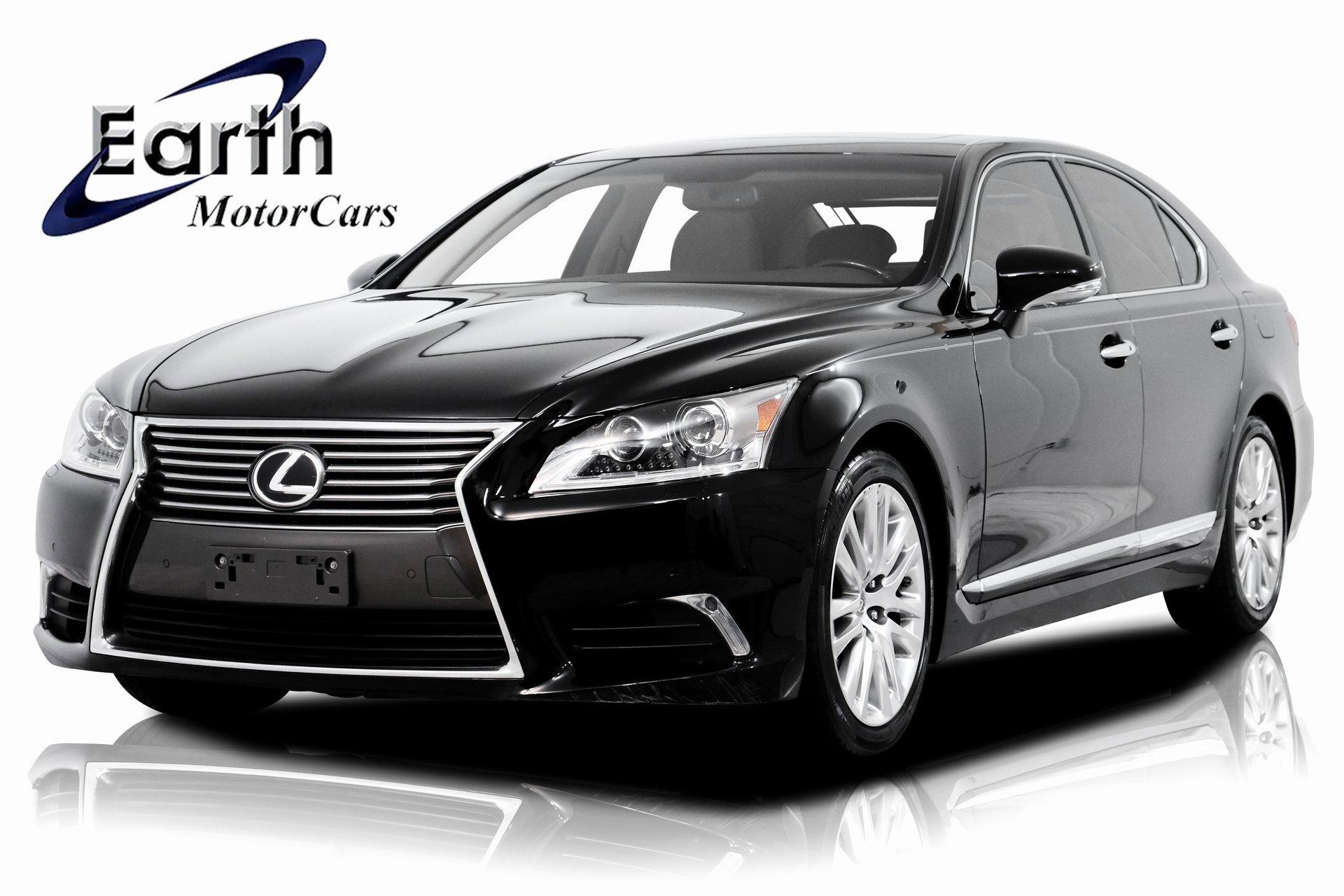 2014 Lexus LS 460  image