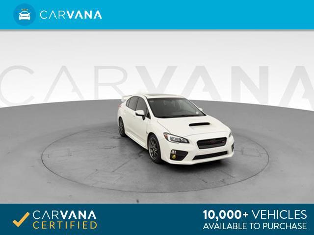 2015 Subaru WRX STI Limited image