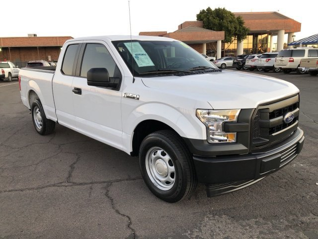 2017 Ford F150 2WD SuperCab image