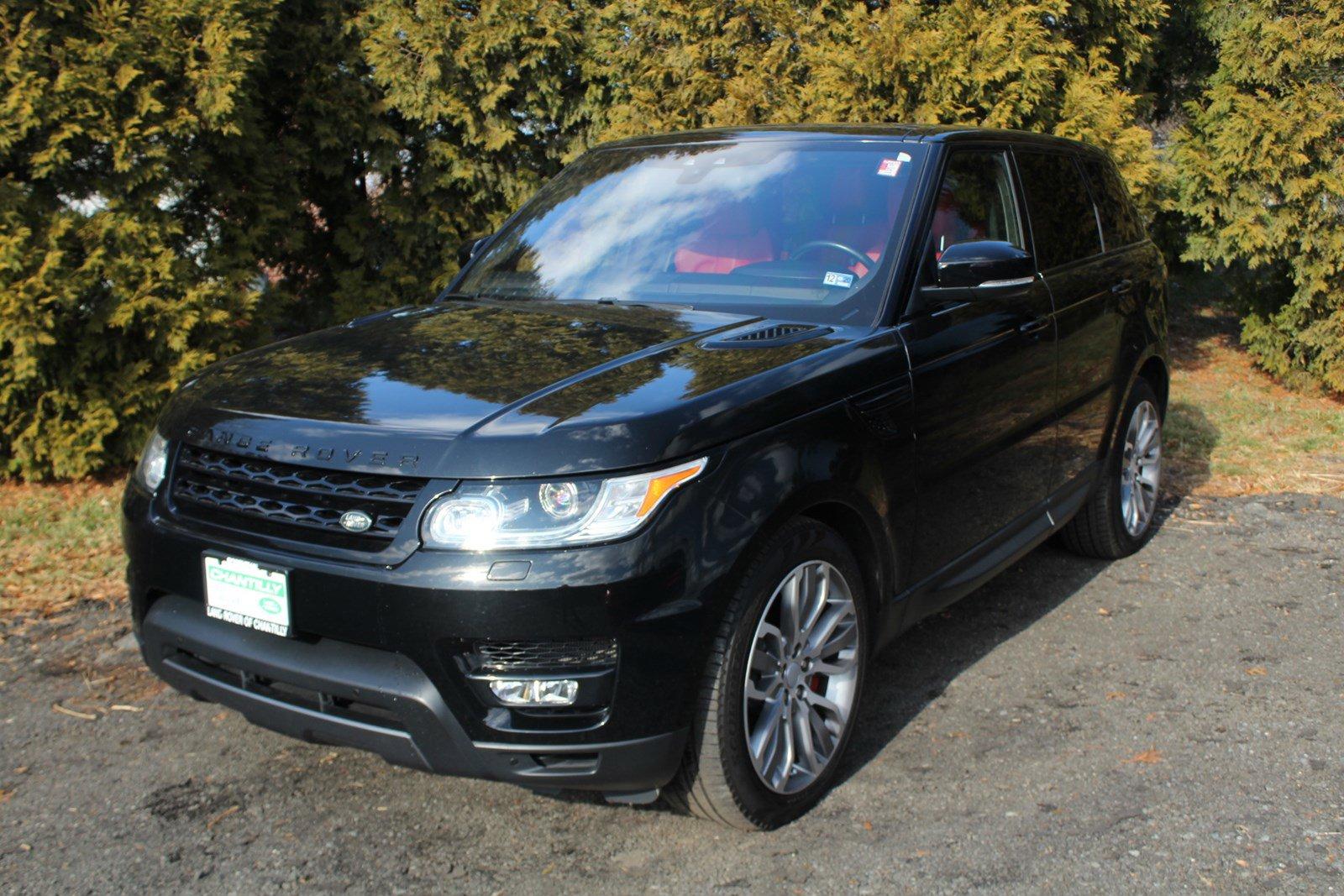 2017 Land Rover Range Rover Sport  image