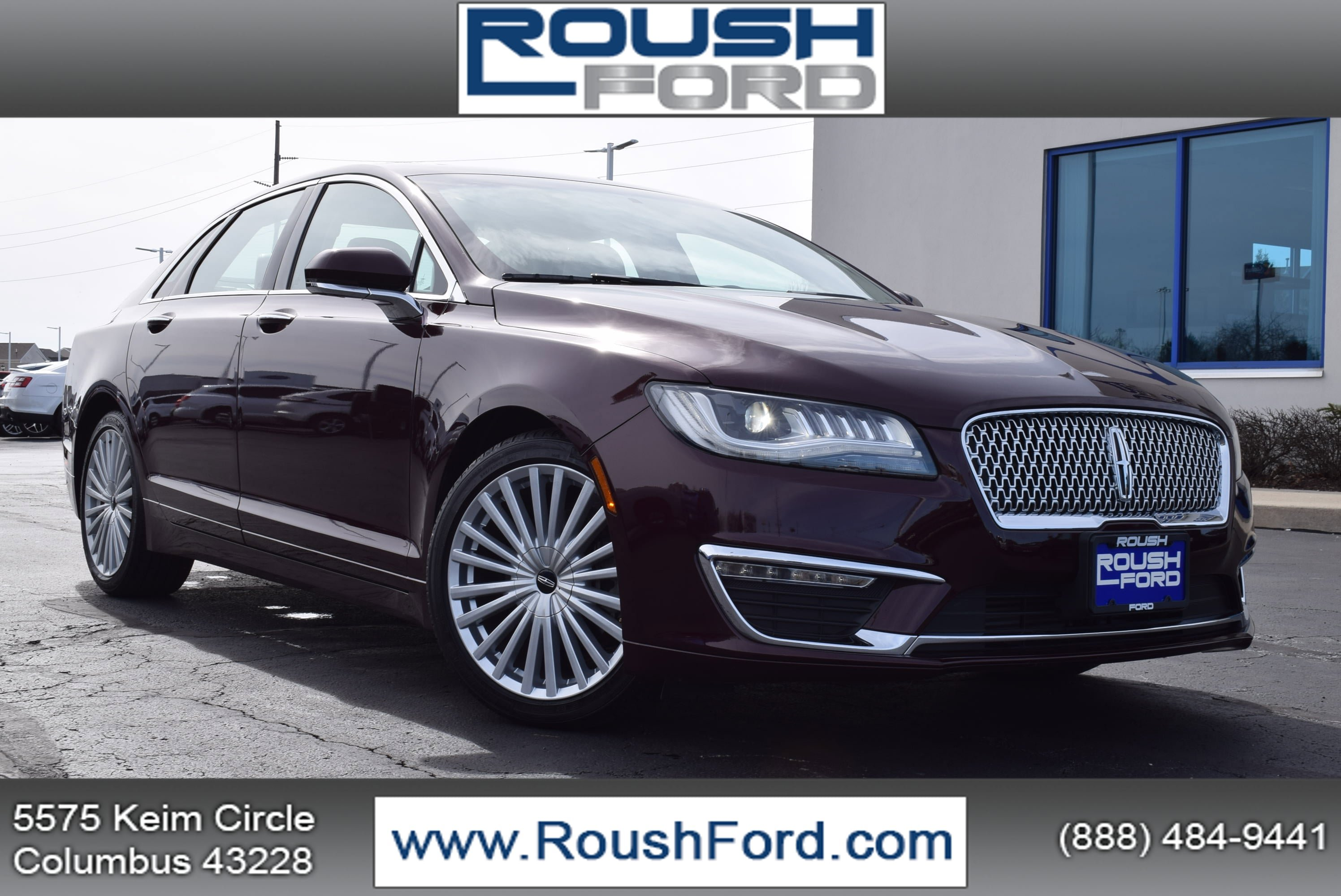 2017 Lincoln MKZ Reserve image