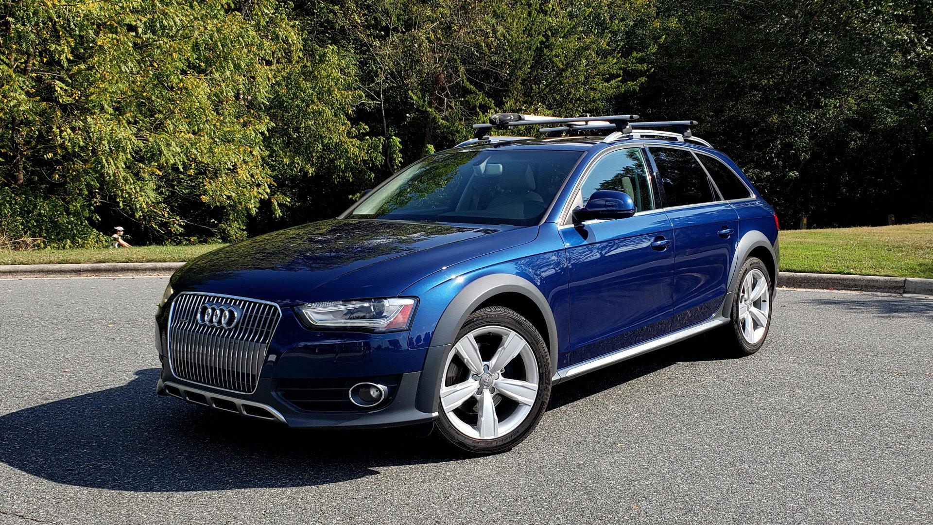 2015 Audi allroad Premium image