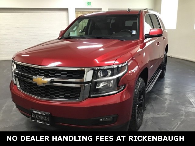 2015 Chevrolet Tahoe 4WD LT w/ Luxury Package image