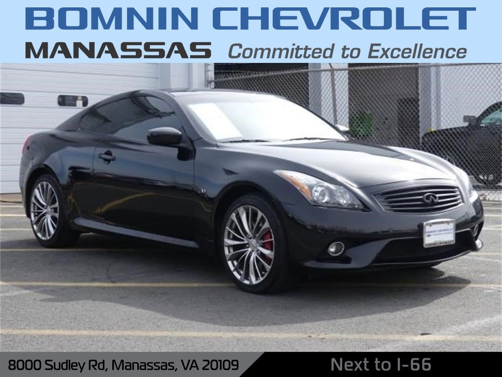 2014 INFINITI Q60 AWD Coupe w/ Premium Package image