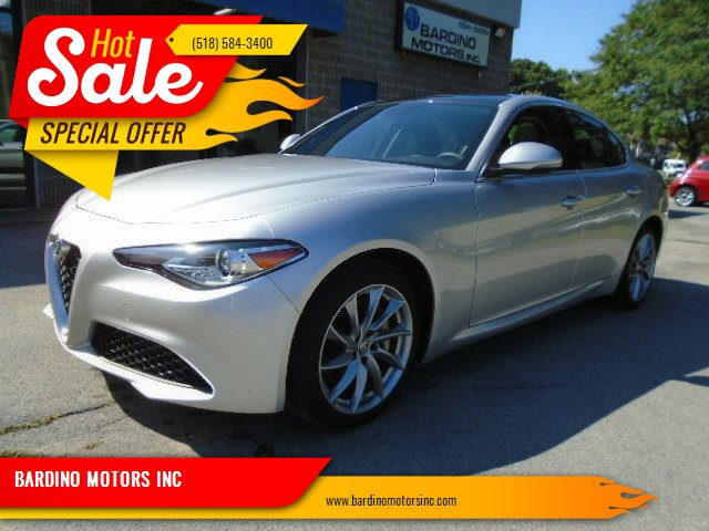Alfa Romeo Giulia Under 500 Dollars Down