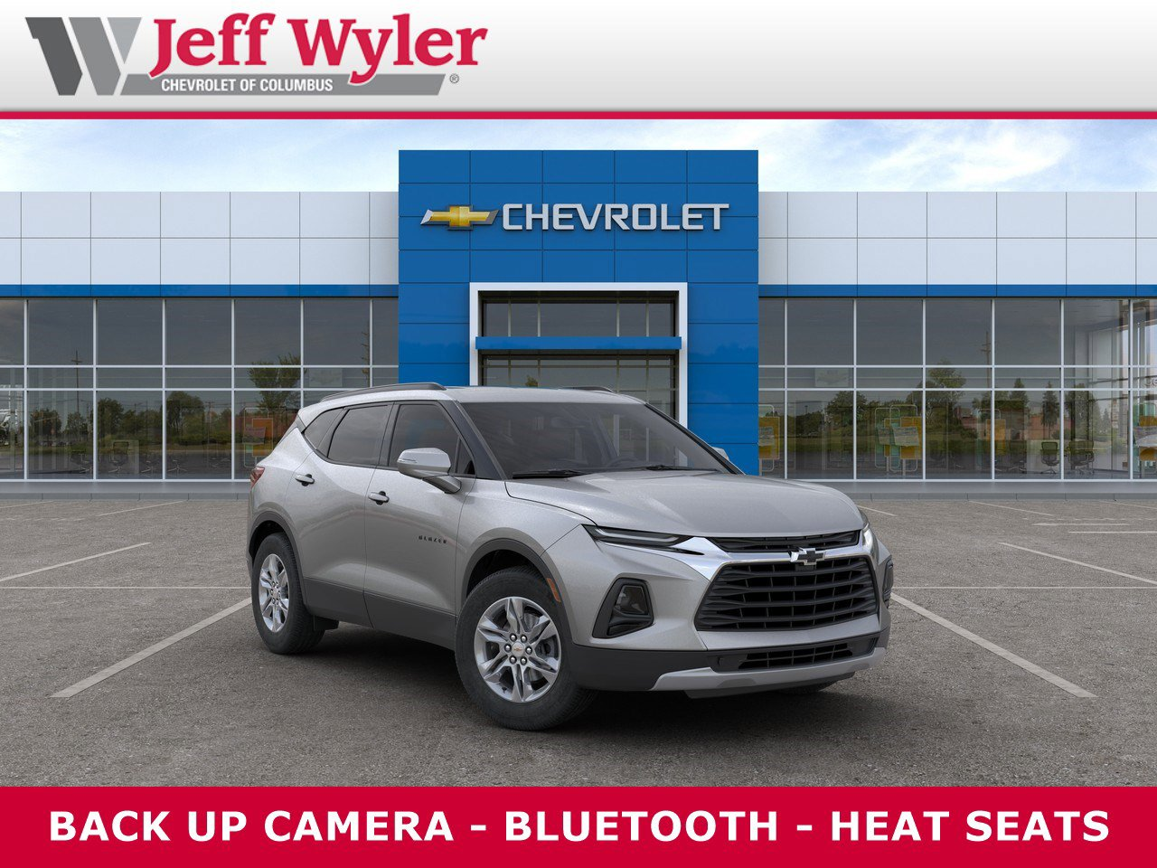 2020 Chevrolet Blazer AWD LT w/ 2LT image