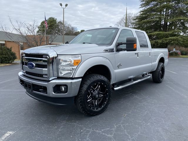 2014 Ford F250 Lariat image